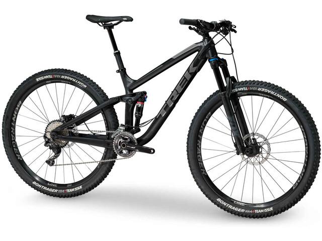 Trek Fuel EX 8 XT matte dnister black